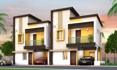 Gallery Cover Image of 1212 Sq.ft 3 BHK Independent House for buy in Semmancheri for 4700000