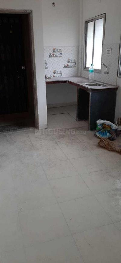 Kitchen Image of 600 Sq.ft 1 BHK Independent Floor for buy in New Alipore for 3000000