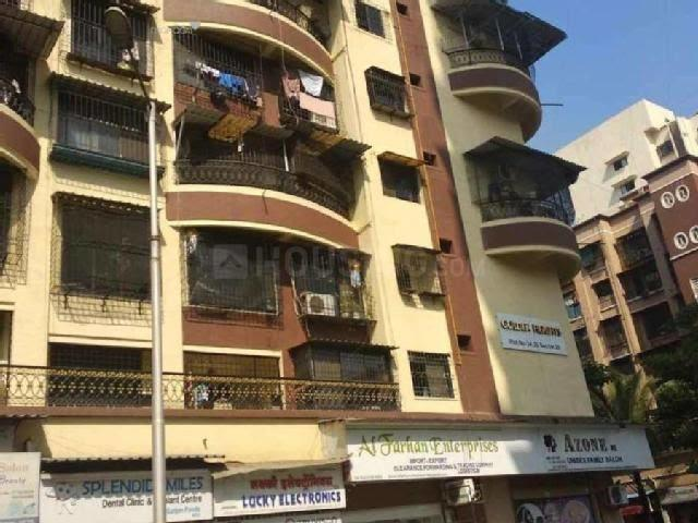 Building Image of 550 Sq.ft 1 BHK Apartment for rent in Nerul for 20000