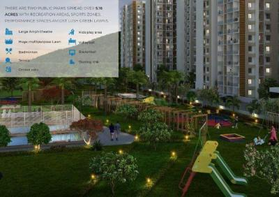 Gallery Cover Image of 1070 Sq.ft 2 BHK Apartment for buy in Shriram Park 63, Perungalathur for 6300000