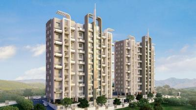 Gallery Cover Image of 675 Sq.ft 1 BHK Apartment for buy in Mangeshi Flora, Kalyan West for 5500000