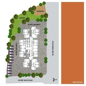Gallery Cover Image of 650 Sq.ft 1 BHK Independent Floor for buy in A H A H Sapphire, Mira Road East for 4900000