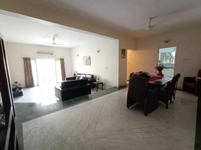 Gallery Cover Image of 2150 Sq.ft 3 BHK Apartment for rent in Koramangala for 65000