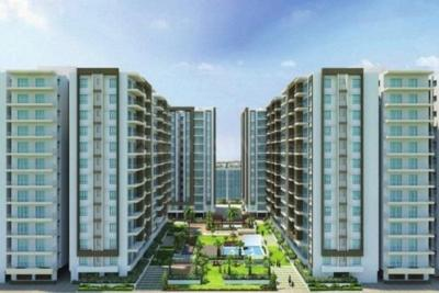 Gallery Cover Image of 1755 Sq.ft 2 BHK Apartment for buy in Manikonda for 8424000