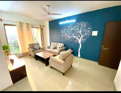 Gallery Cover Image of 736 Sq.ft 2 BHK Apartment for buy in Baba Time Balaji Platinum, Virar West for 4500000