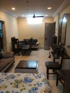 Gallery Cover Image of 650 Sq.ft 1 BHK Apartment for rent in Vile Parle West for 50000