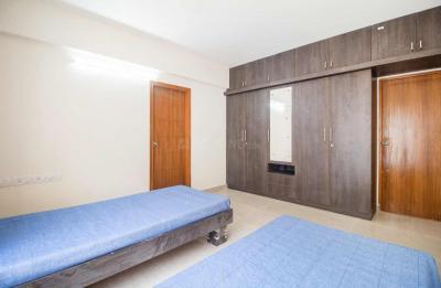 Bedroom Image of Flat No 104 Kayarr Providence Apartemnt in Harlur