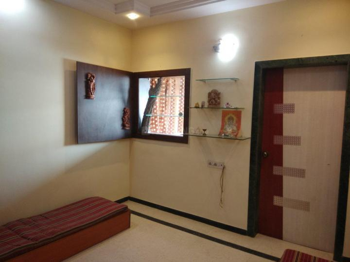 Living Room Image of 400 Sq.ft 1 RK Apartment for rent in Thane East for 17000