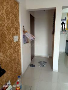 Gallery Cover Image of 650 Sq.ft 1 BHK Apartment for rent in Somani Somani Residency, Punawale for 15000
