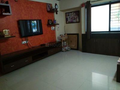 Living Room Image of 1500 Sq.ft 3 BHK Apartment for rent in Wonder Bharati Vihar, Dhankawadi for 20000
