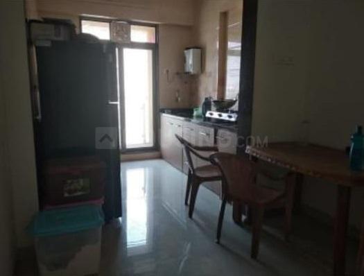 Kitchen Image of PG 4034767 Kharghar in Kharghar