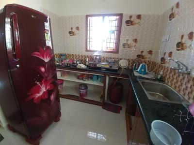 Kitchen Image of Vasuki PG For Ladies in Velachery