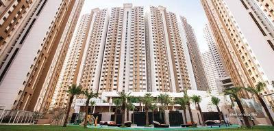 Gallery Cover Image of 1012 Sq.ft 2 BHK Apartment for rent in Lodha Splendora, Thane West for 17000