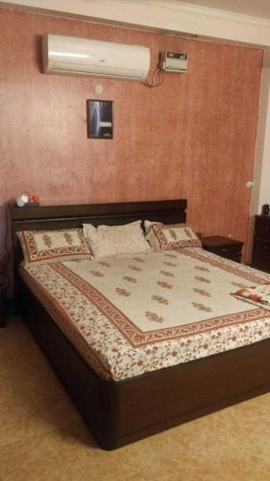 Bedroom Image of 2000 Sq.ft 3 BHK Independent Floor for rent in DLF Phase 2 for 55000