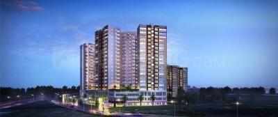 Gallery Cover Image of 1026 Sq.ft 2 BHK Apartment for buy in Godrej Azure Phase 3, Padur for 5200000