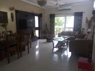 Gallery Cover Image of 1800 Sq.ft 3 BHK Apartment for rent in Sector 46 for 50000