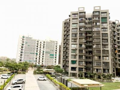 Gallery Cover Image of 1538 Sq.ft 2 BHK Apartment for rent in Chharodi for 12000