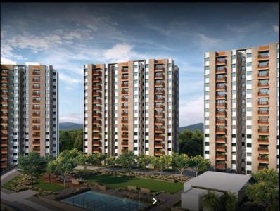 Gallery Cover Image of 1478 Sq.ft 3 BHK Apartment for buy in Mahindra Lakewoods, Chettipunyam for 5987378