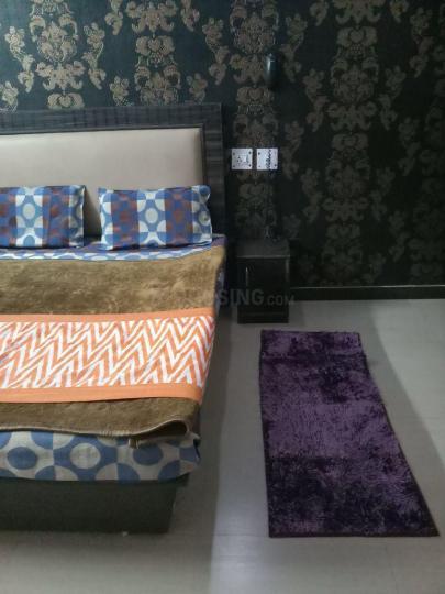 Bedroom Image of Shiva PG in Uttam Nagar