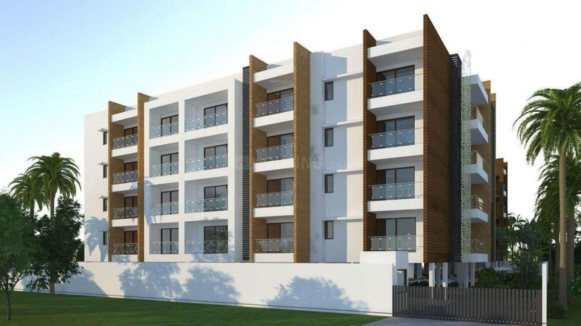 Building Image of 1232 Sq.ft 2 BHK Apartment for buy in Bagalakunte for 5500000