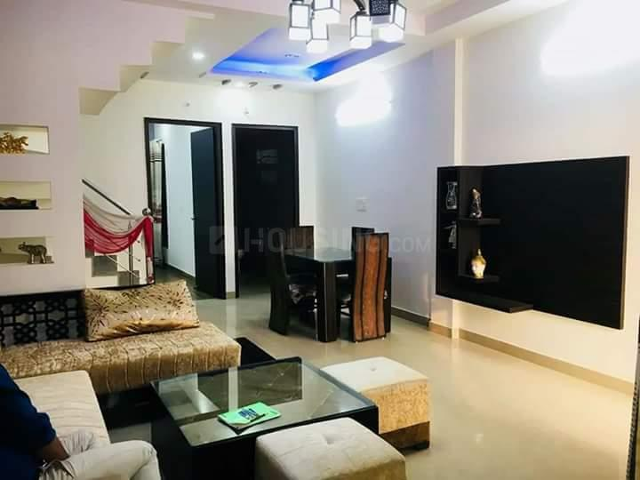 Living Room Image of 1550 Sq.ft 3 BHK Independent House for buy in Chipiyana Buzurg for 4630000