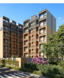 Gallery Cover Image of 1050 Sq.ft 2 BHK Apartment for buy in P4 Revanta, Ravet for 6500000