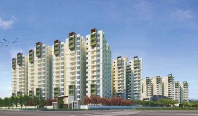 Gallery Cover Image of 1270 Sq.ft 2 BHK Apartment for buy in Ramky One Galaxia Phase II, Nallagandla for 8570000