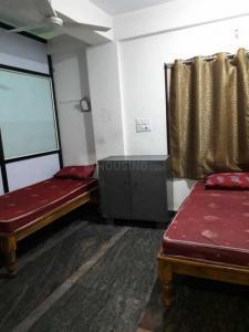 गणना भारती में रक्षा पीजी के बेडरूम की तस्वीर