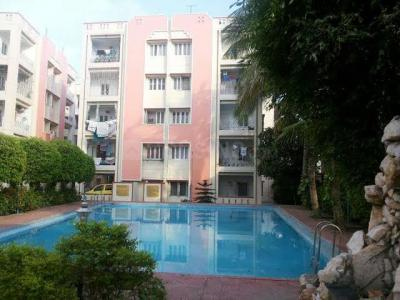 Gallery Cover Image of 1300 Sq.ft 3 BHK Apartment for rent in Merujeen Merujeen Housing Complex, Narendrapur for 15000