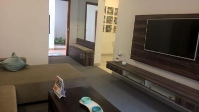 Gallery Cover Image of 880 Sq.ft 1 BHK Apartment for buy in GR Shrushti, Choodasandra for 3400000