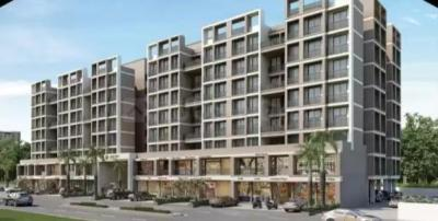 Gallery Cover Image of 635 Sq.ft 1 BHK Apartment for buy in JMJ Sun City, Rasayani for 2297500