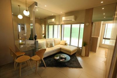 Gallery Cover Image of 504 Sq.ft 2 BHK Apartment for buy in Chandak Nischay, Dahisar East for 9900000