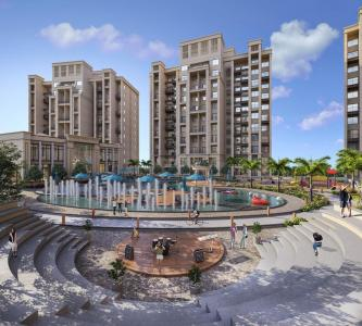 Gallery Cover Image of 970 Sq.ft 2 BHK Apartment for buy in Rohinjan for 7100000