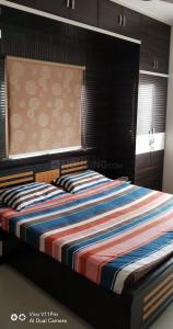 Gallery Cover Image of 1185 Sq.ft 2 BHK Apartment for rent in Green West Square, Manikonda for 25000