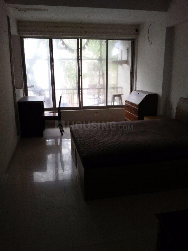 Bedroom Image of 750 Sq.ft 1 BHK Apartment for rent in Andheri West for 45000
