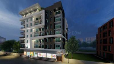 Gallery Cover Image of 393 Sq.ft 1 BHK Apartment for buy in Rajarhat for 1472100