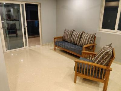 Gallery Cover Image of 1465 Sq.ft 2 BHK Apartment for rent in Phoenix Golf Edge, Gachibowli for 45000