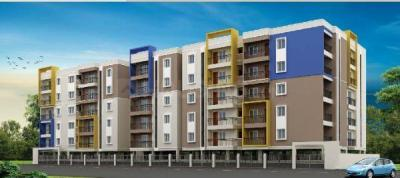 Gallery Cover Image of 1353 Sq.ft 3 BHK Apartment for buy in North East Platinum, Ramamurthy Nagar for 6900000