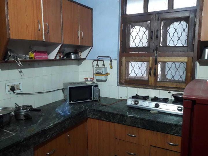 सेक्टर 10 रोहिणी में अपना घर के किचन की तस्वीर