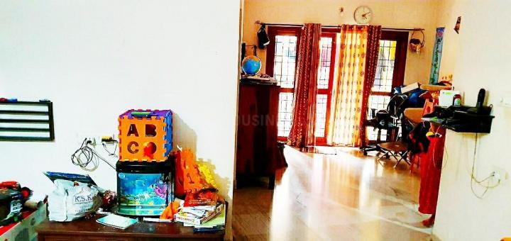 Living Room Image of 1365 Sq.ft 2 BHK Apartment for rent in Samhita Square Apartment, Vibhutipura for 26000