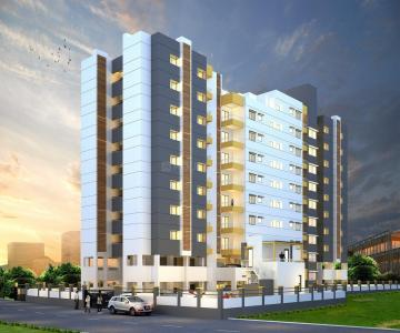 Gallery Cover Image of 750 Sq.ft 2 BHK Apartment for buy in Sus for 4500000