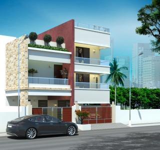 Gallery Cover Image of 1400 Sq.ft 3 BHK Villa for buy in Tambaram for 8000000