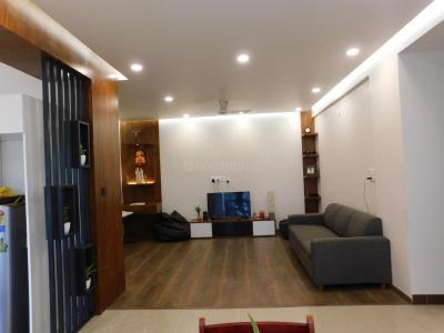 Gallery Cover Image of 2840 Sq.ft 3 BHK Apartment for rent in Krishnarajapura for 35000