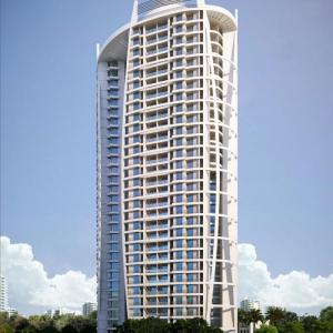 Gallery Cover Image of 1350 Sq.ft 3 BHK Apartment for buy in Thane West for 18000000