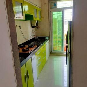 Gallery Cover Image of 1050 Sq.ft 2 BHK Apartment for buy in Shagun Paradise, Ulwe for 7500000