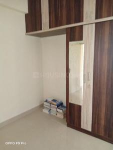 Gallery Cover Image of 700 Sq.ft 1 BHK Independent Floor for rent in Murugeshpalya for 14000