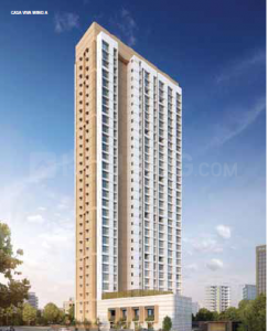 Gallery Cover Image of 636 Sq.ft 1 BHK Apartment for buy in Thane West for 6600000