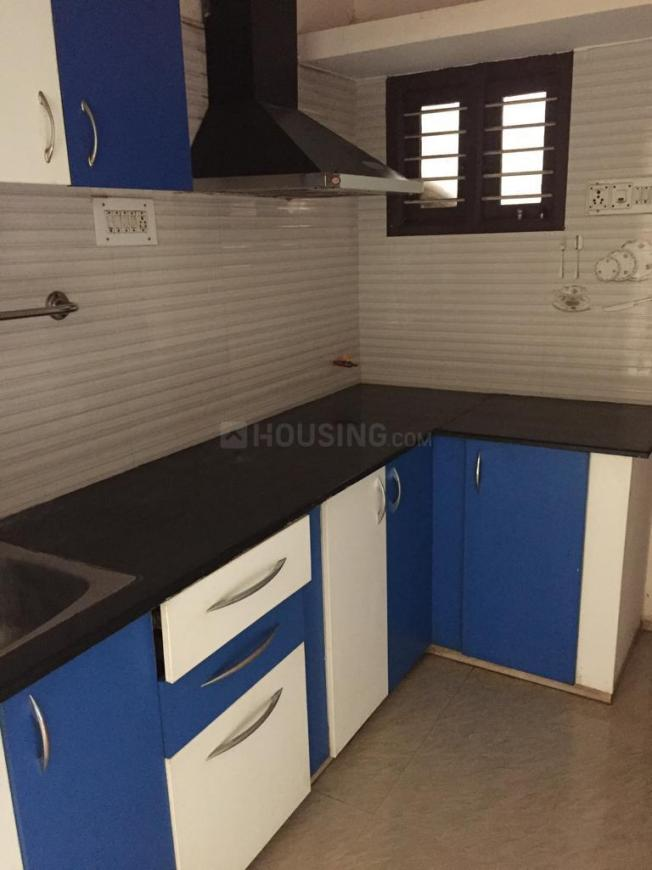 Kitchen Image of 6000 Sq.ft 2 BHK Independent Floor for rent in Abbigere for 8000