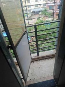 Gallery Cover Image of 535 Sq.ft 1 BHK Apartment for rent in Crystal White Hills, Vasai East for 7000