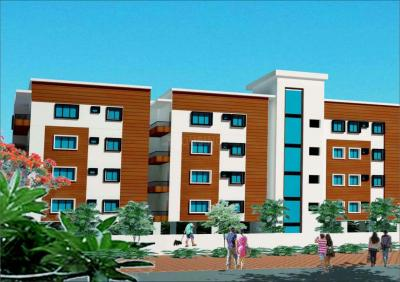 Gallery Cover Image of 1175 Sq.ft 2 BHK Apartment for buy in Kruthi Sai Cambridge Residency, Jogupalya for 11632500